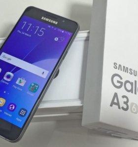 Samsung galaxy A3 2016года