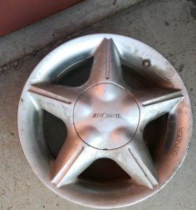 Литые диски на форд эскорт, комплект