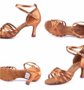 Туфли для занятия хореографией!