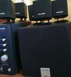 Microlab A-6600