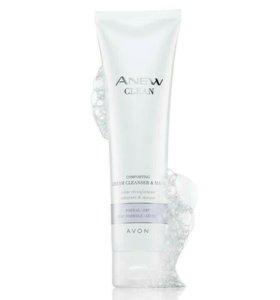 Крем очищающий. Anew Clean Comforting Cream.