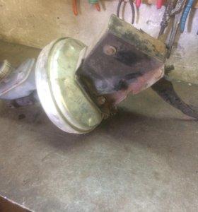 Вакуумный усилитель ваз 2110-2112