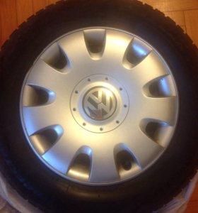 Колеса на зимней резине Bridgestone