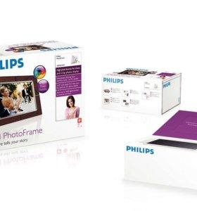 Цифровая фоторамка philips photoframe 10FF2CME