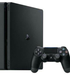 PlayStation 4 Slim (500 GB) + DriveClub