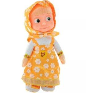 Кукла Маша интерактивная новая