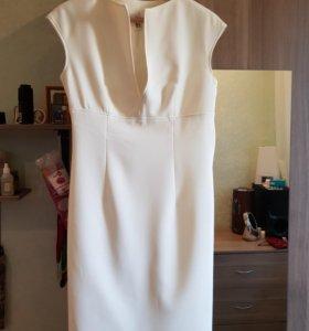 Белое платье Climona