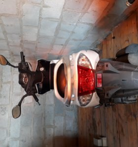 Скутер linye motoland WY 150-5B
