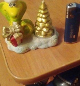 Свечи декоративные
