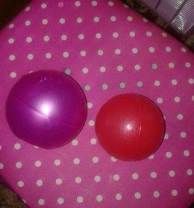Мячики для сухового басейна