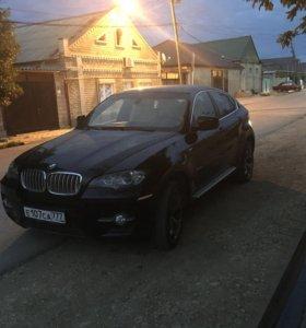 BMW X6 2009г 50i