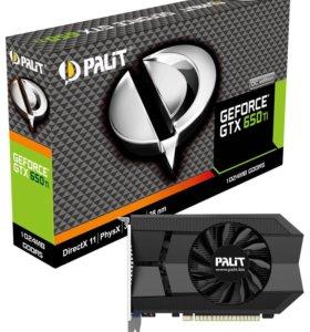 Видеокарта Nvidia GTX 650 Ti