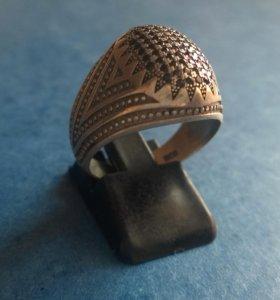 Восточное колечко (перстень) Вес 6.6гр Размер 18.5