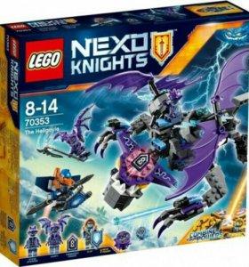 !НОВЫЙ! LEGO NEXO KNIGHTS 70353