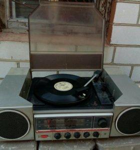 Стрео радио Магни тола «ВЕГА 300 стерео»