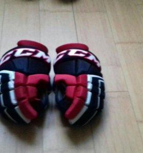 Перчатки хоккейные CCM 26 K