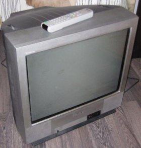 телевизор sony kv-21ft 2k