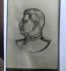 Негатив Сталина