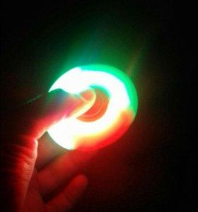 Spinner светящийся (3 реж)