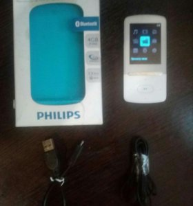 MP4 player Philips