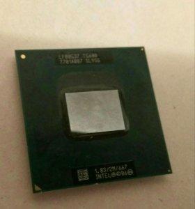 ПроцессорIntel® Core™2 Duo T5600 socket 479