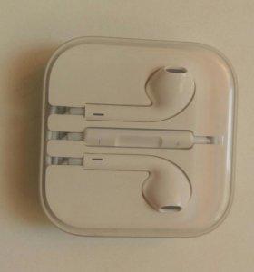 Наушники для Apple. Оригинал.