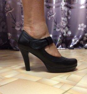 Туфли. Кожа натуральная