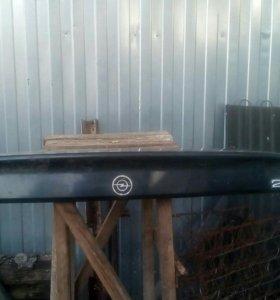 Накладка на крышку багажника opel vectra a