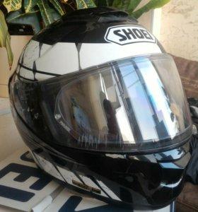 SHOEI Мото шлем+ гарнитура packtalk