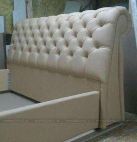 Перетяжка и изготовления мягкой мебели .