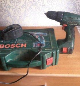 Шуруповерт bosh PSR 1440 14,4V