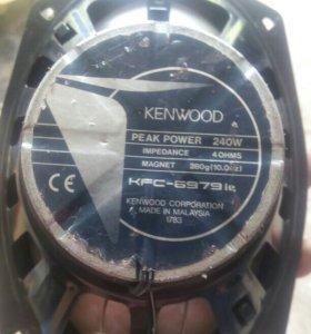 Автодинамики KENWOOD