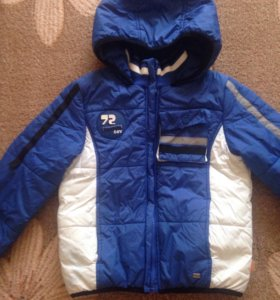 Куртка для мальчика р. 110-116 Orby