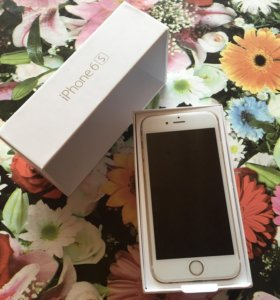 iPhone 6s, gold, 64gb