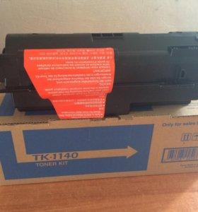 TK-1140 Тонер-картридж (оригинальный)