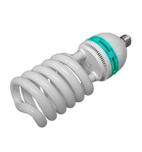 E27 85W люминесцентная лампа новая