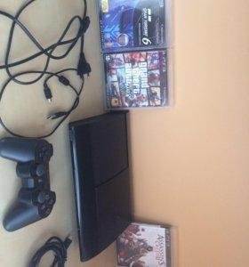 PlayStation 3 + Игры к ней