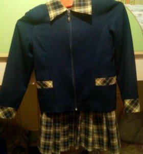 Школьный костюм для девочки