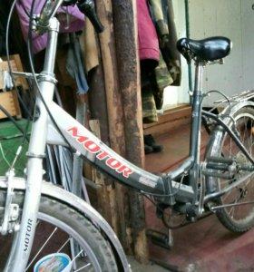 Велосипед Motor