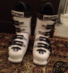 Горнолыжные ботинки salomon XMax 22(35,5)
