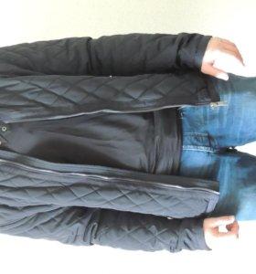 Куртка стеганая ZARA