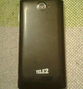 Смартфон Tele2
