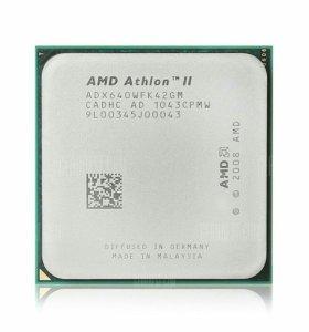 процессор amd 4 ядра