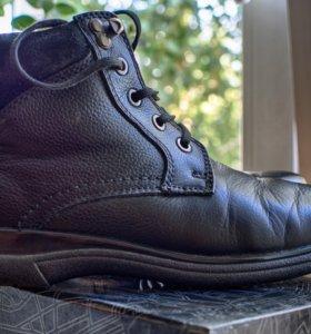 Б/у зимние ботинки THOMAS MUNZ (Германия)