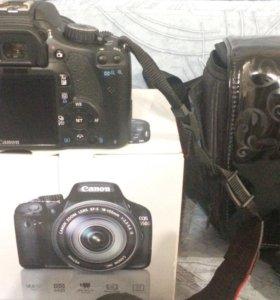 Фотоаппарат Canon EOS 550D 18-135