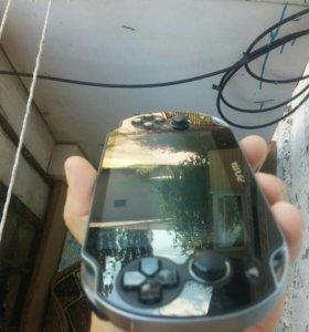 Playstation Vita(32 ГБ,ПРОШИТА )
