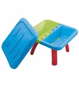 Столик для воды и песка