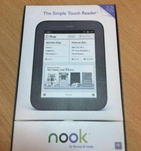 Электронная книга Nook Simple Touch (Barnes&Noble)