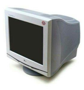 Монитор Flatron f700b