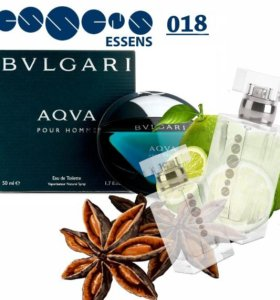 Духи Bvlgari - Aqua